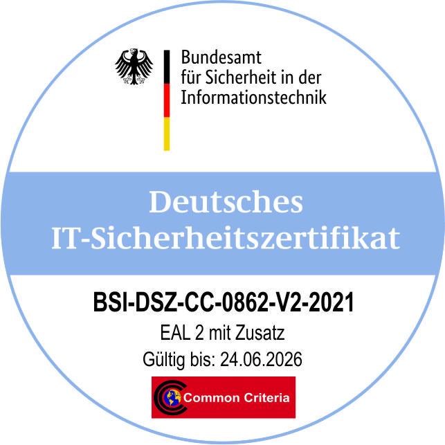BSI Sicherheitszertifikat für Online-Wahl