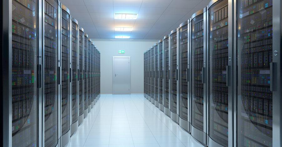 Datenschutz und gesicherte Server für Online-Wahlen